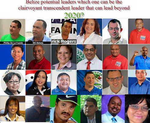 belize political leadership