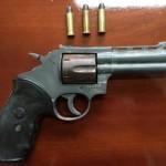 Belize City police find .38 revolver