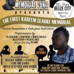 kareem clarke memorial