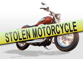 stolen cycle