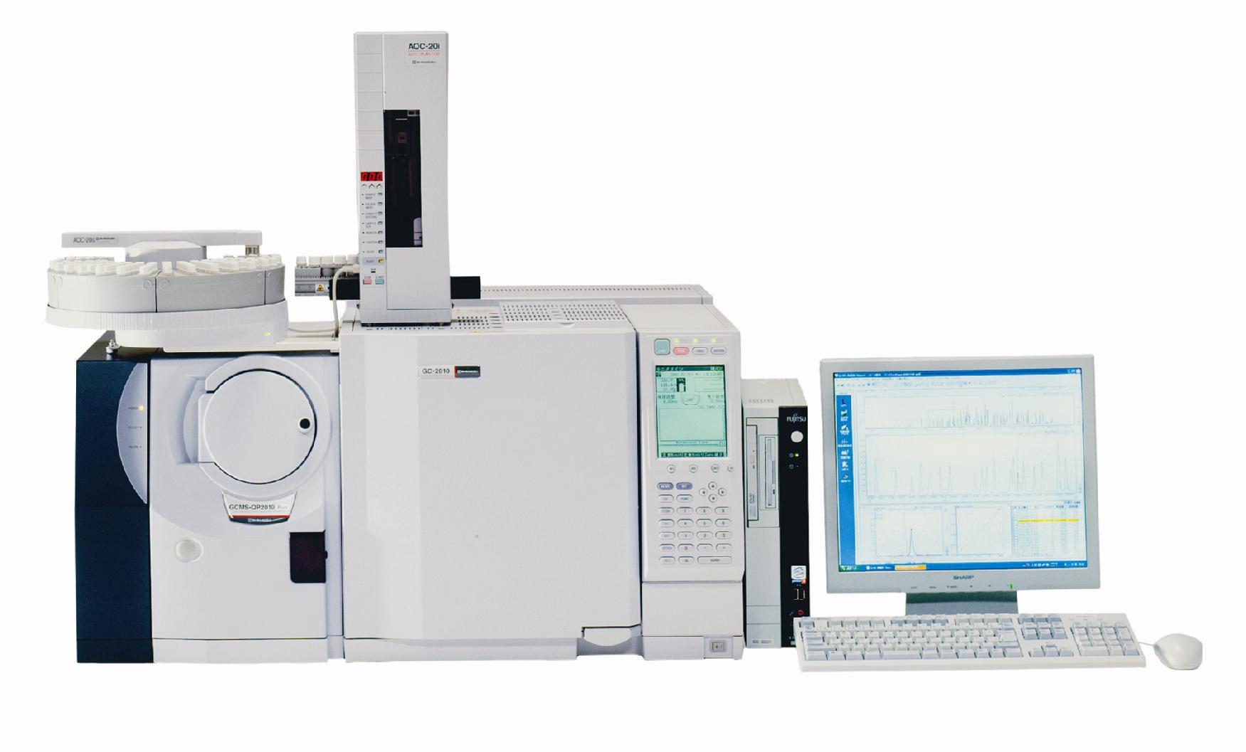 Instrument And Machine Testers : New analysis machine for forensics