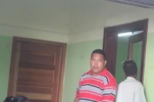 Juan Perez Prison officer