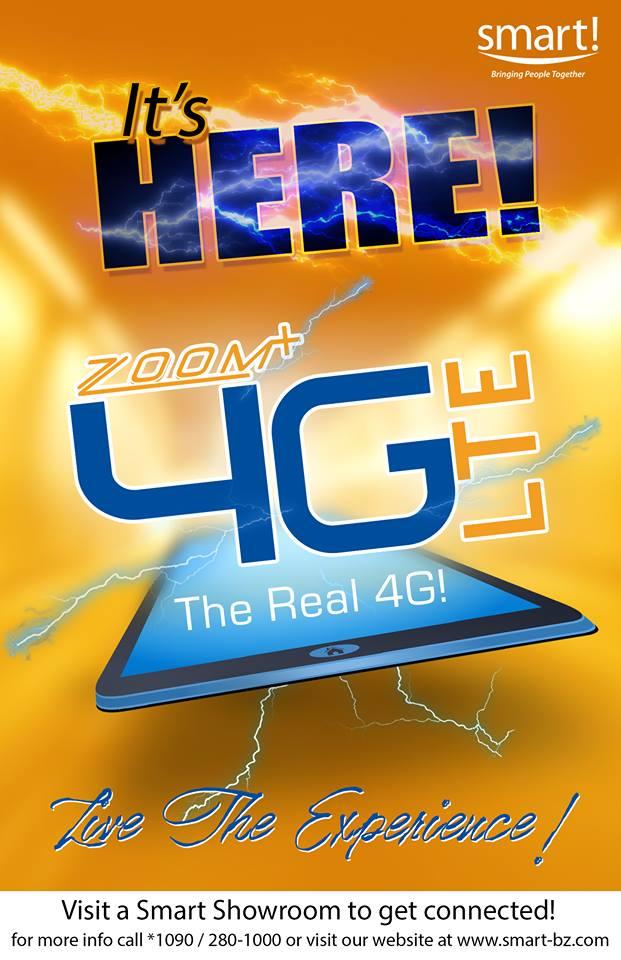 SMART 4G