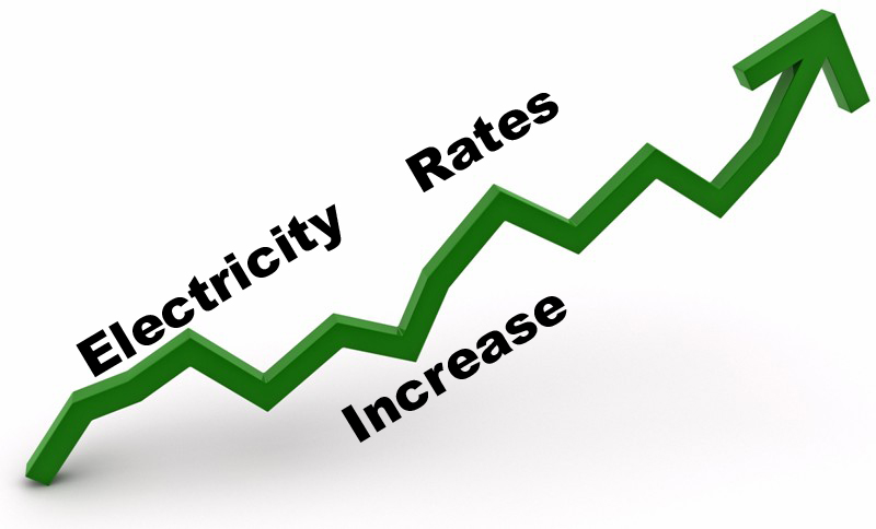 POWER BILL SHOCKER:  CoMo electric rates to rise one to 8.5 percent