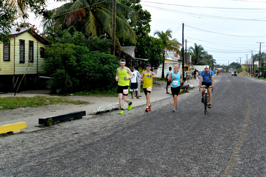 end of the world marathon belize