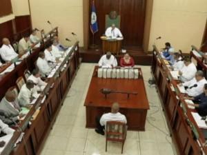house of representatives belize