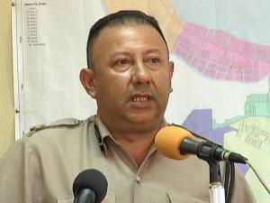 Deputy Police Commissioner Miguel Segura
