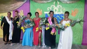 Flora pageant