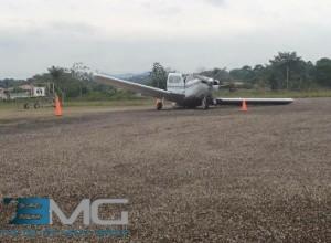 plane crash water