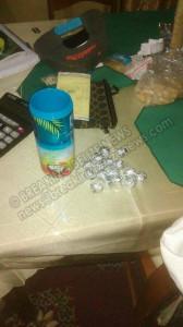Drug bust Benque 01