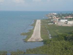 Municipal airstrip