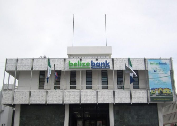 belize bank