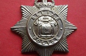 police badge big