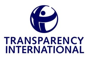 Transparency International points to corruption and nepotism in some countries