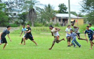 rugby story