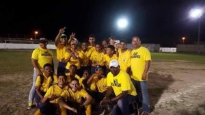 softball winners