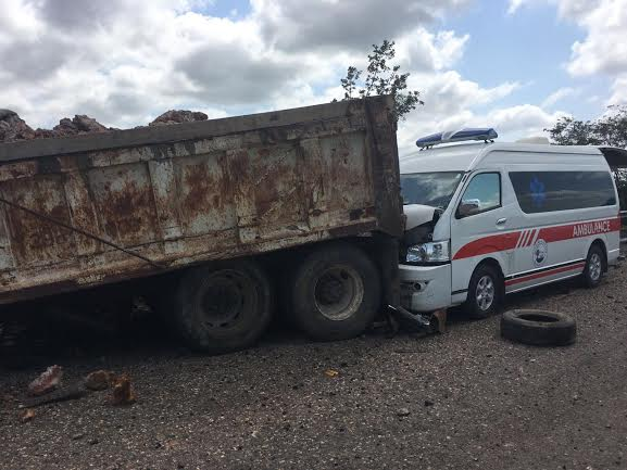 traffic accident belize