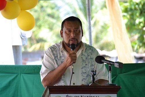 Hon Jose Mai Area Representative