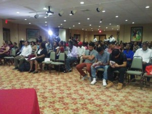 UB conference 1