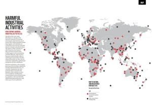 WWF map