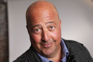 "Andrew Zimmern, Host of ""Bizarre Foods""© The Travel Channel, L.L.C."