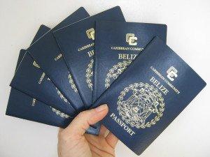 belizean passports