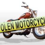 Motorbike stolen in Belize City