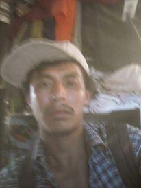 missing man Caliz