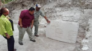 Xunantunich tells more about her past in archaeological find
