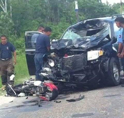 Traffic Accident Big Island