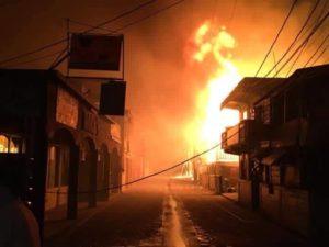 San Pedro Fire 2