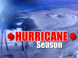 hurricane season logo