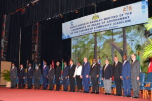 37th CARICOM Heads of Government meeting
