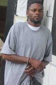 Valentine Baptist%2c charged for murder
