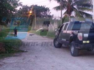 BREAKING: Early Morning Murder in Orange Walk Town
