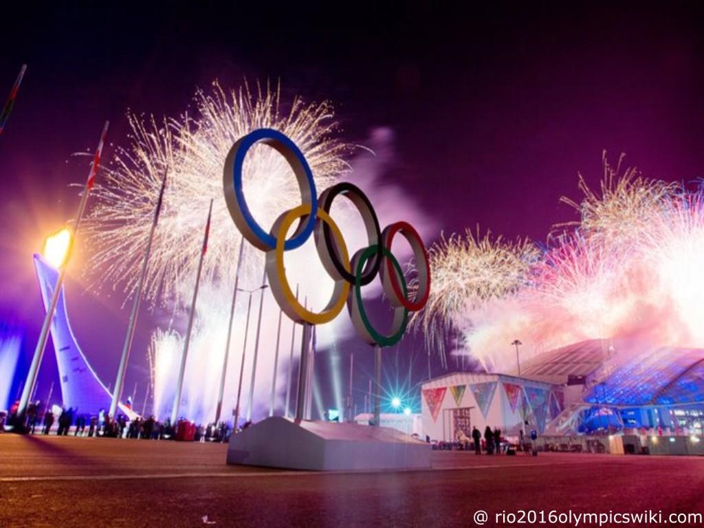 2016 olympics opens in rio