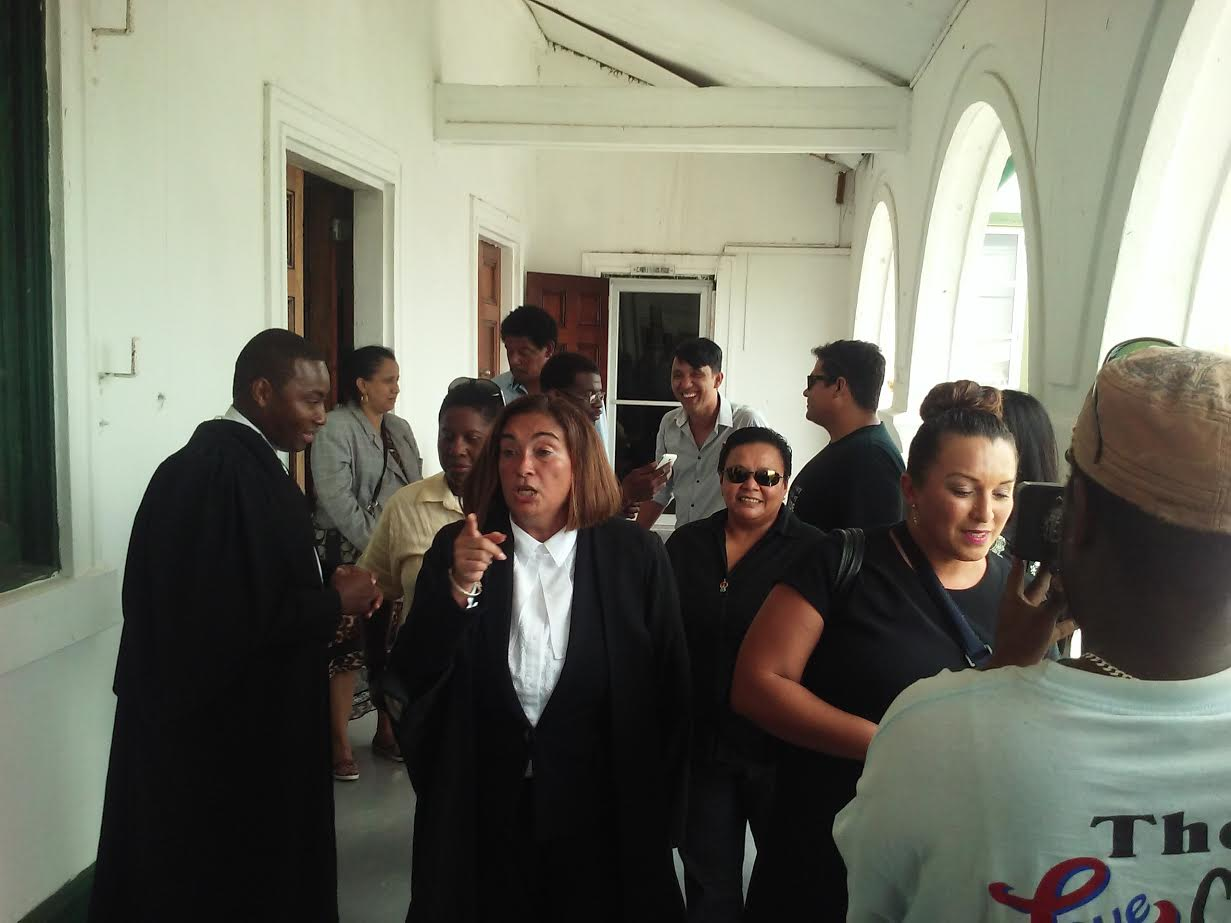 Belize supreme court says anti-gay law unconstitutional
