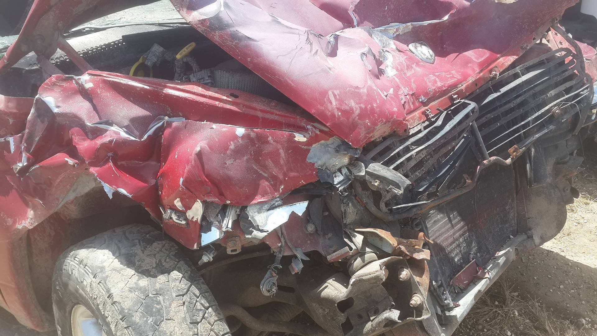 accident today