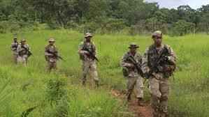 Belize Defense Force 2