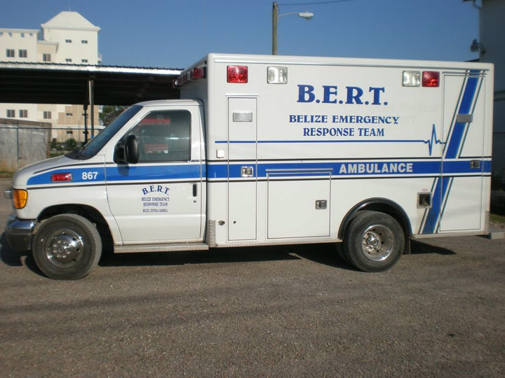 Belize Emergency Response Team (BERT)