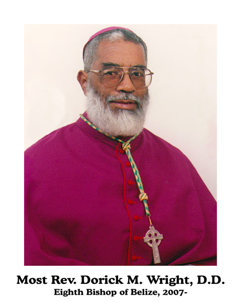 bishop of belize