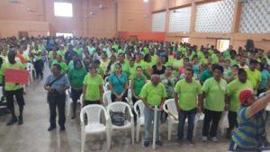 Belize must have the teachers' back
