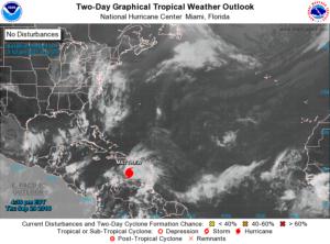 Hurricane Matthew is 5th Hurricane of 2016
