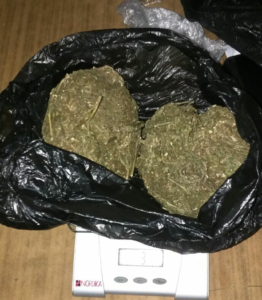 Belmopan Police find over 300 grams of cannabis