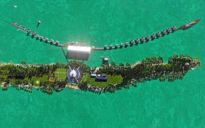 Multi million dollar project approved at Blackadore Caye