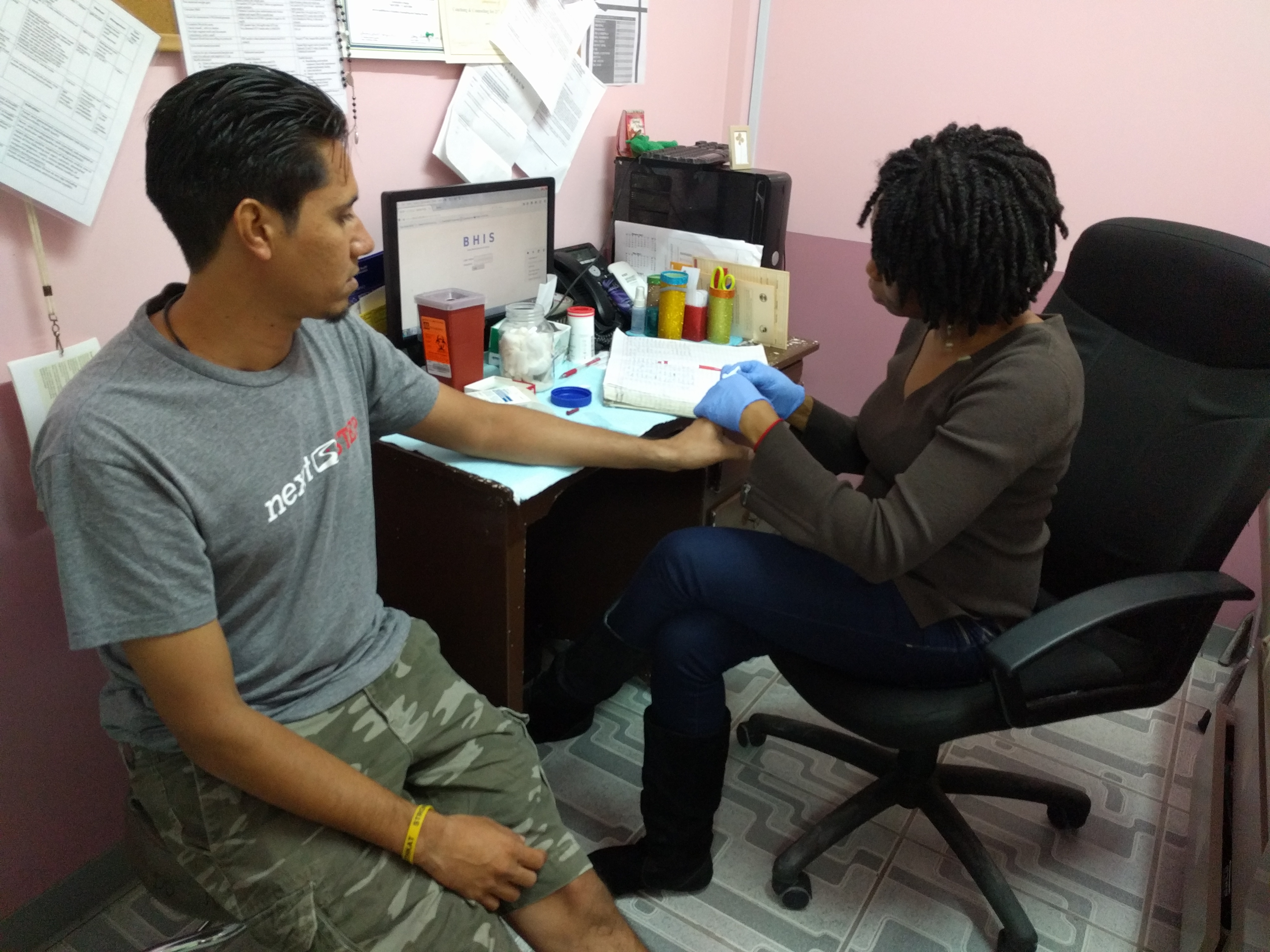 all-donors-get-screened-to-make-sure-their-blood-is-healthy