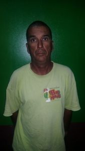 Clive Forman, 53, is in trouble after he was busted with contraband Mexican beers on Saturday.