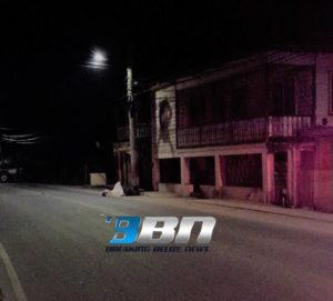 Fatal Traffic accident in Otro Benque, Orange Walk