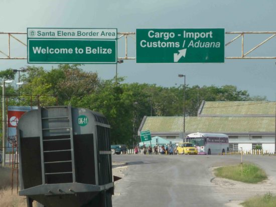 Travel Advisory For Belizeans Visiting Mexico For Easter