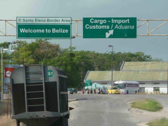 Belize Travel Advisory Canada